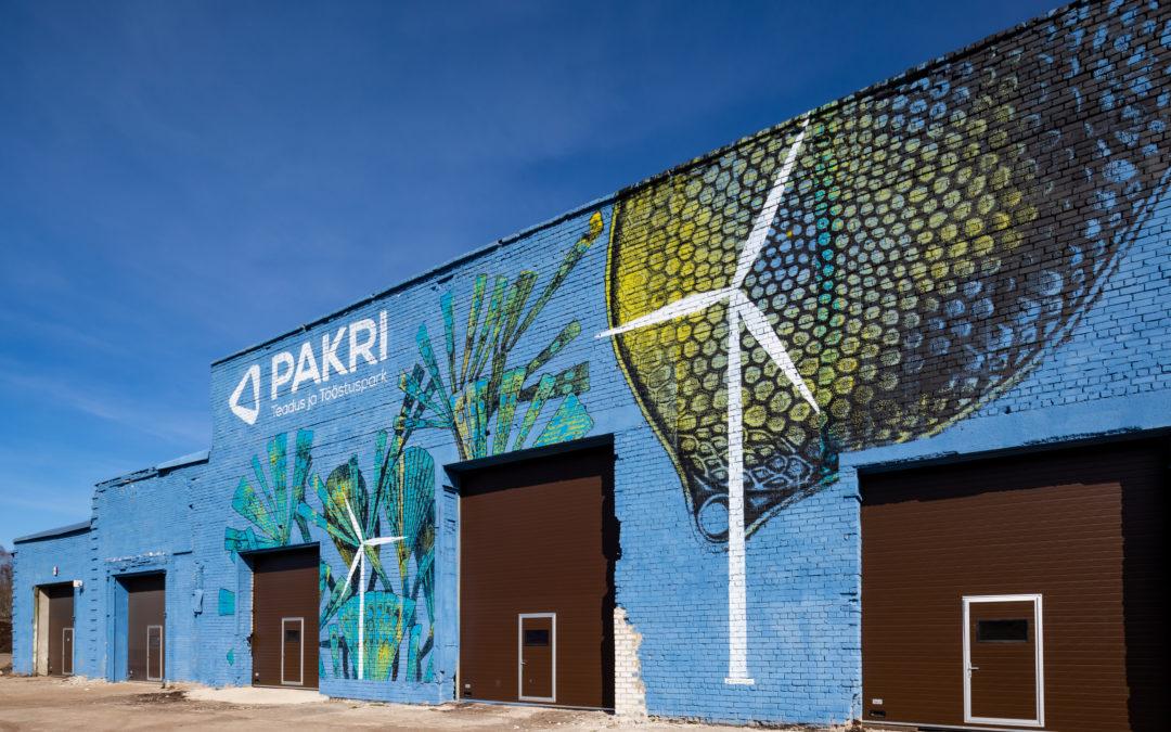 6 põhjust, miks kolida oma ettevõttega PAKRI tööstusparki