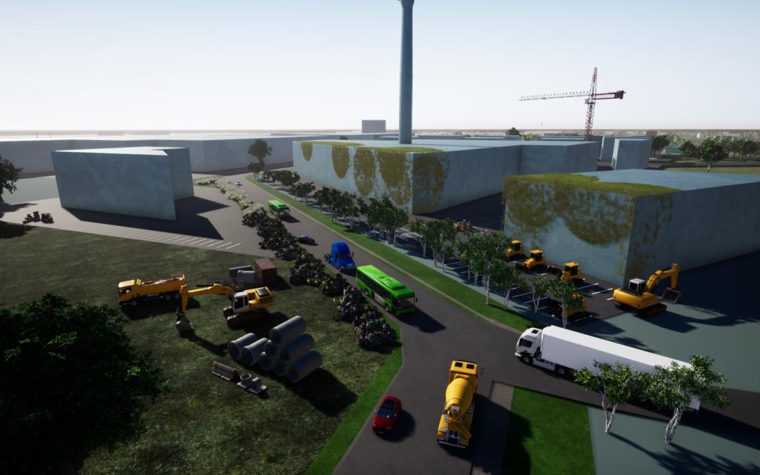 Värsked PAKRI Tark Tööstuslinna perspektiivvaated